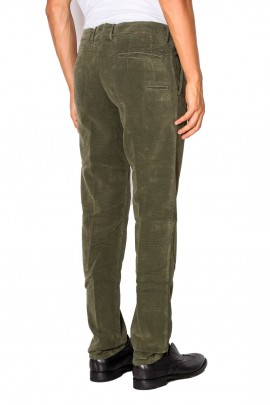 PANTALONI SLIM FIT INCOTEX