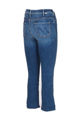 JEANS ZAMPA MOTHER