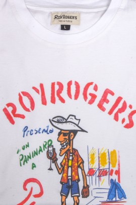 MAGLIERIA T-SHIRT ROY ROGER'S
