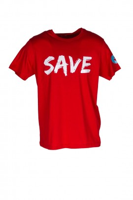 MAGLIERIA T-SHIRT SAVE THE DUCK