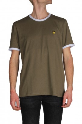 MAGLIERIA T-SHIRT LYLE & SCOTT