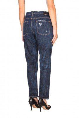 JEANS SKINNY BLACK ORCHID