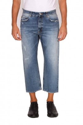 JEANS BAGGY GRIFONI