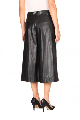SEMICOUTURE TROUSERS AND BERMUDA SHORTS