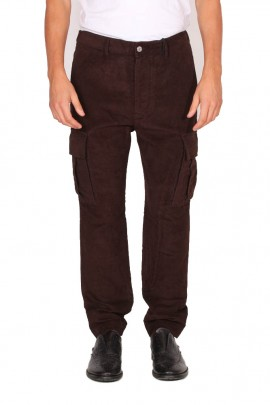 GRIFONI CARGO TROUSERS