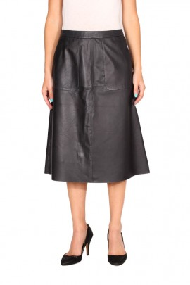 GONNE LONGUETTE THE JACKIE LEATHER