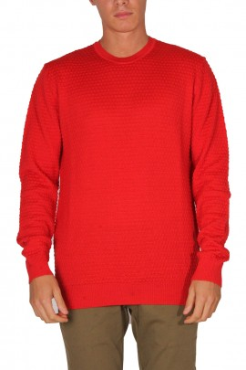 ROUND NECK KNITWEAR BECOME